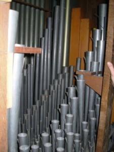 Trompetregister hoofdwerk